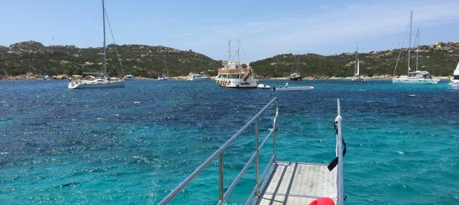Excursión por el archipiélago de La Maddalena