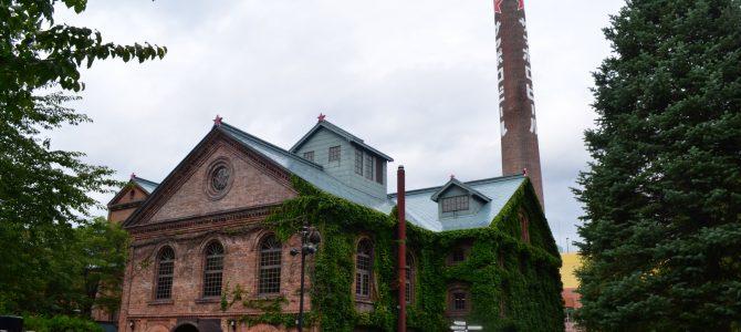 Japón día 4: Museo cerveza Sapporo y mercado Nijo