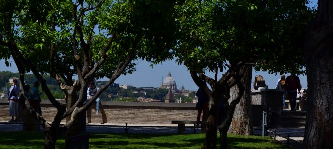 Llegada a Roma y Trastevere | Roma día 1