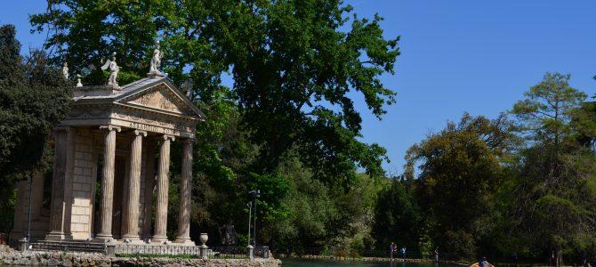 Villa Borghese e imprescindibles | Roma día 2