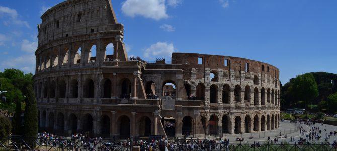 Coliseo y cena kosher | Roma día 3