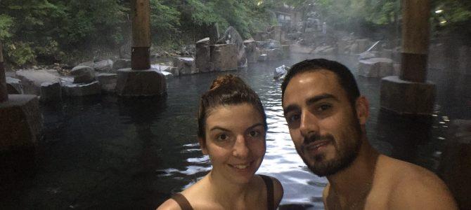 Onsen mixto en Japón | Japón día 19