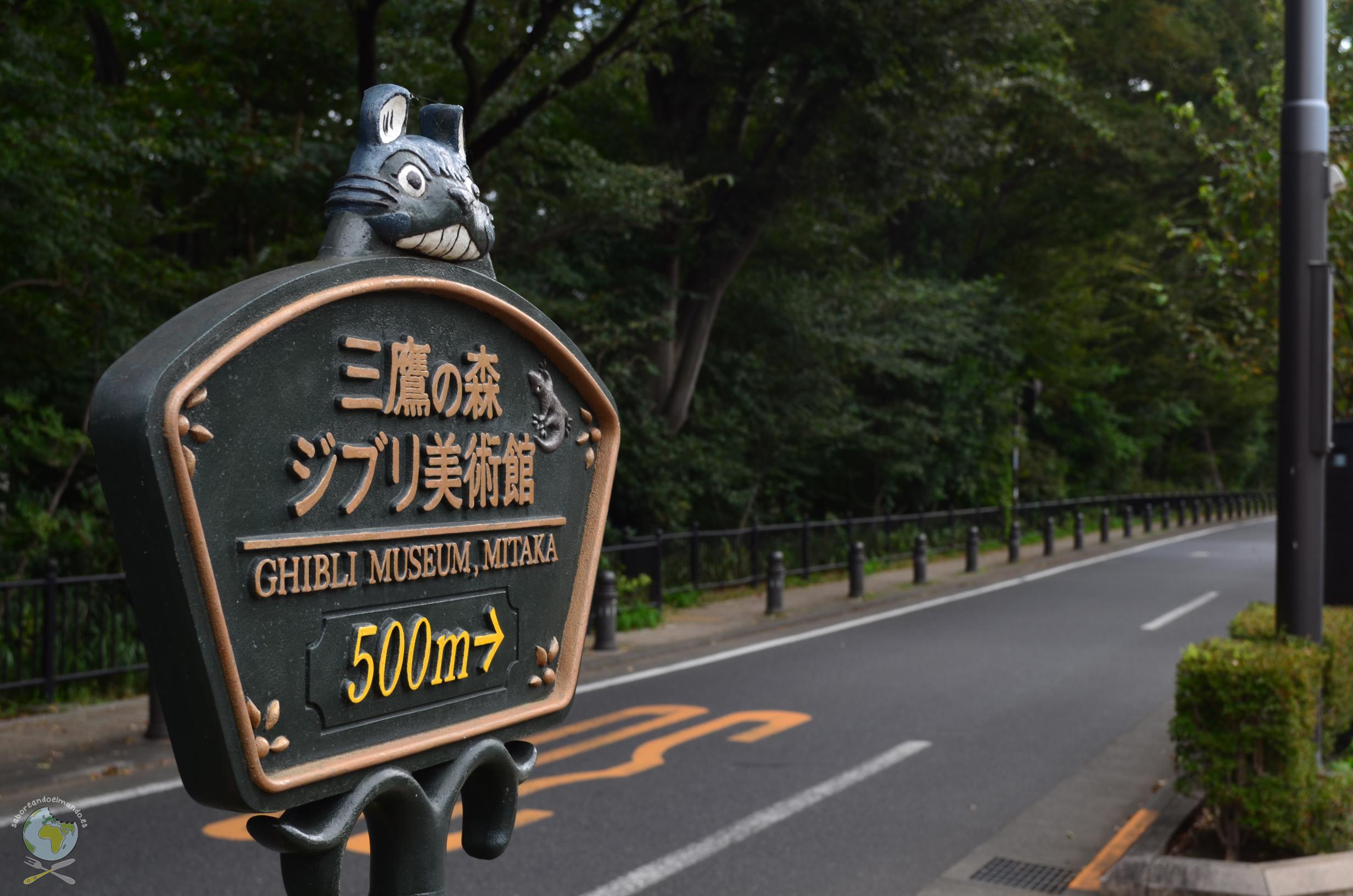 Studio Ghibli y Tokyo | Japón día 23